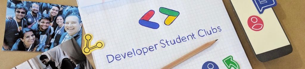 Developer Student Clubs: registration is now open