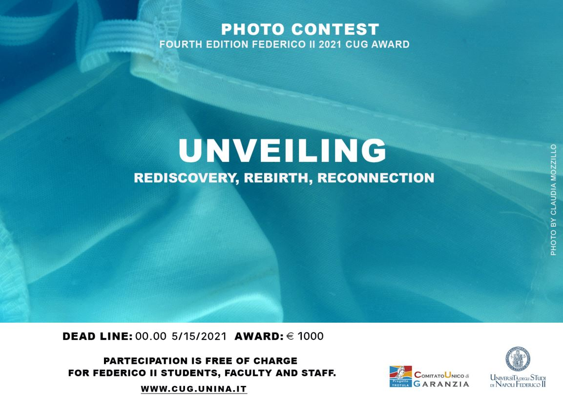 Unveiling: rediscovery, rebirth, reconnection