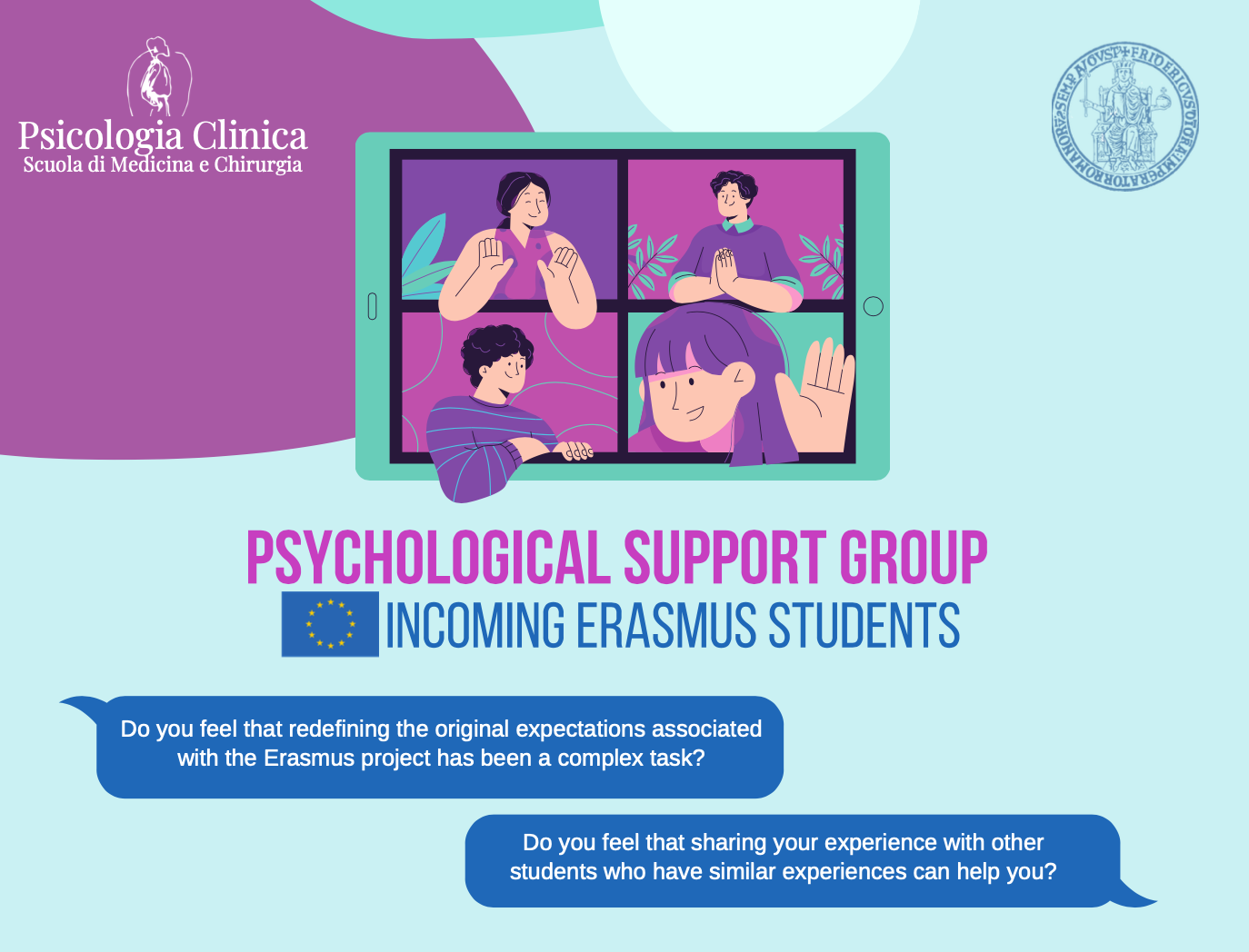Psychological support group