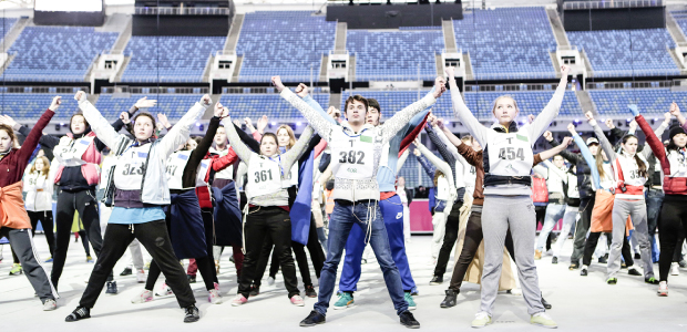 1500 performers for the Opening Ceremony of the Universiade 2019
